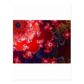 Twilight Rose Postcard