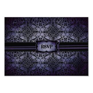 Twilight RSVP Card B Custom Invitation