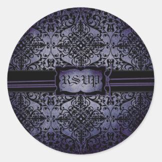 Twilight RSVP Sticker