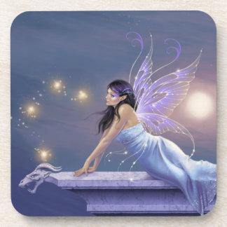 Twilight Shimmer Fairy Coasters - Set of 6