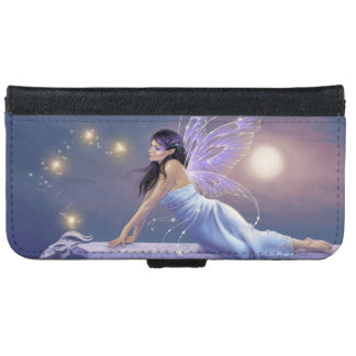 Twilight Shimmer Fairy iPhone 6 Wallet Case
