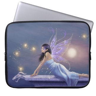 Twilight Shimmer Fairy Laptop Sleeve