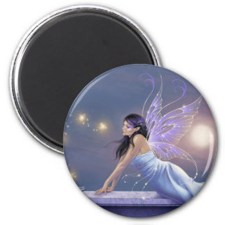 Twilight Shimmer Fairy Magnet