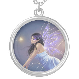 Twilight Shimmer Fairy Necklace
