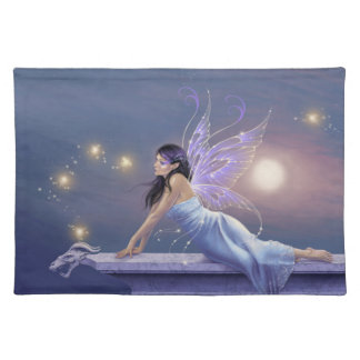 Twilight Shimmer Fairy Placemat
