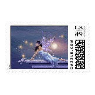 Twilight Shimmer Fairy Postage