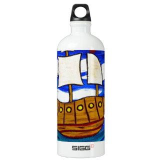 Twilight Ship Water Bottle