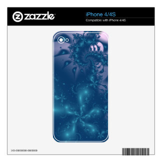 Twilight Shore Decal For iPhone 4