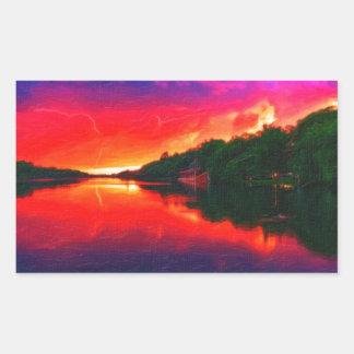 twilight sky in amazon stickers