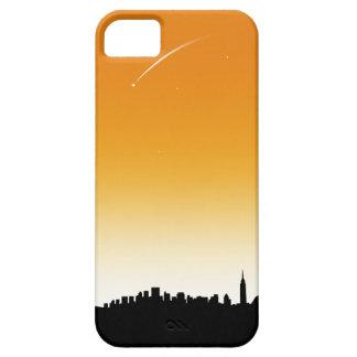 Twilight Sky Line City Landscape iPhone SE/5/5s Case