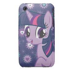 Twilight Sparkle 2 Iphone 3 Case at Zazzle