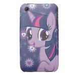 Twilight Sparkle 2 iPhone 3 Case-Mate Case