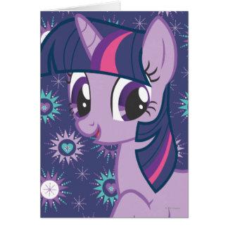 Twilight Sparkle Card