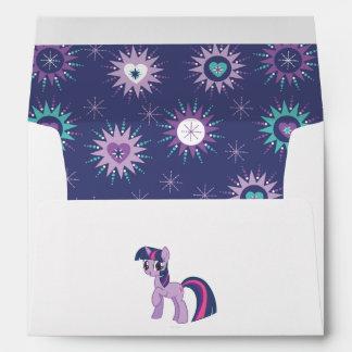 Twilight Sparkle Envelope