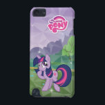 "Twilight Sparkle iPod Touch (5th Generation) Case<br><div class=""desc"">My Little Pony: Crystal Magic</div>"