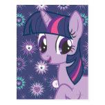 Twilight Sparkle Postcard