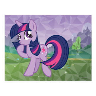 Twilight Sparkle Postcard