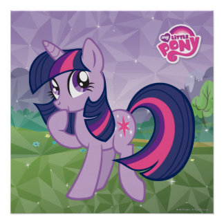Twilight Sparkle Poster