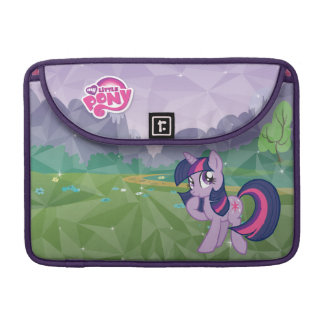 Twilight Sparkle Sleeve For MacBooks