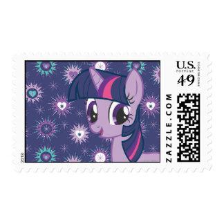 Twilight Sparkle Stamps
