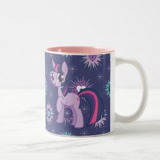 Twilight Sparkle Two-Tone Coffee Mug