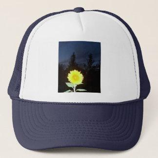 Twilight Sunflower Trucker Hat