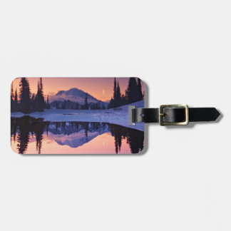 Twilight, Tarn and Crescent Moon Bag Tag