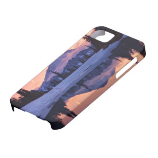 Twilight, Tarn and Crescent Moon iPhone 5 Covers