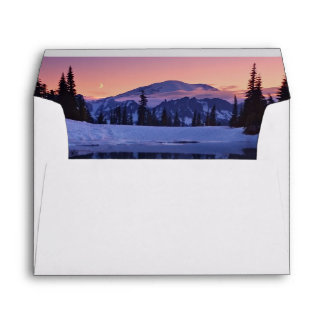 Twilight, Tarn and Crescent Moon Envelope
