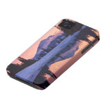 Twilight, Tarn and Crescent Moon iPhone 4 Case-Mate Case