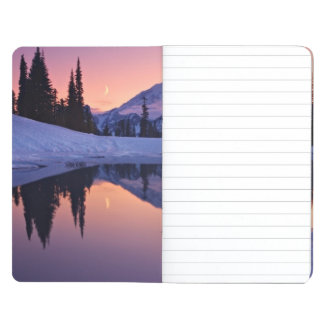 Twilight, Tarn and Crescent Moon Journal