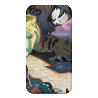 Twilight tiger for iPhone 4 Cover For iPhone 4