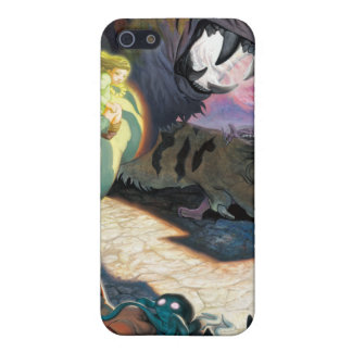 Twilight tiger for iPhone 4 iPhone 5/5S Case