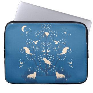 "Twilight Tomcats 13"" Laptop Sleeve"