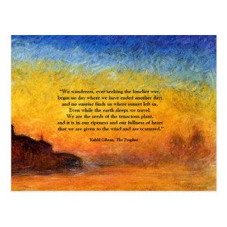 twilight travellers postcard