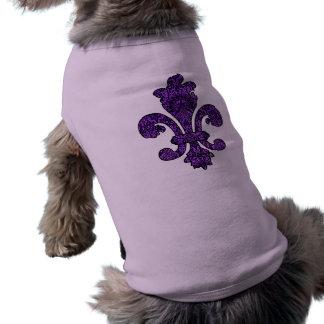 Twilight Violet Goth Shirt