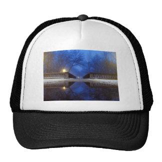 Twilight Walk Mesh Hat