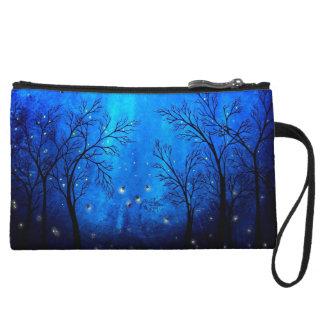 Twilight Wristlet Wallet
