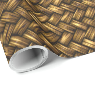 Twill Weave 1 Wrapping Paper