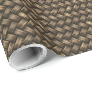 Twill Weave 2 Wrapping Paper