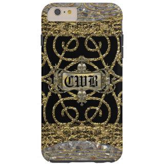 Twillbarton Elegance 6/6s  Monogram Tough iPhone 6 Plus Case