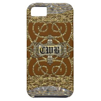TwillbartonJ affa Elegance Monogram iPhone 5 Covers