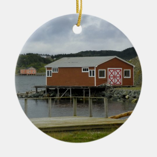 Twillingate Photo Ornament