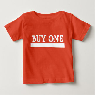 Twin 1 Buy One Get One Free Baby T-Shirt