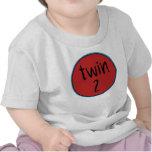 Twin 2 tshirts