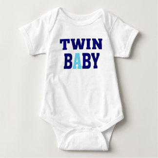 Twin A Baby Bodysuit