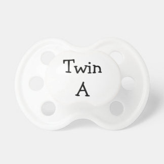 Twin A BooginHead Pacifier