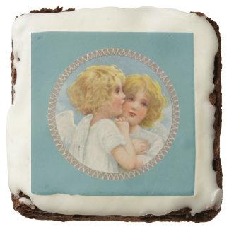 Twin Angels Brownies Square Brownie