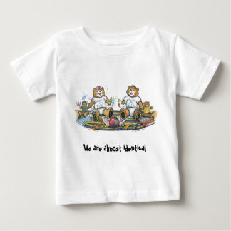 Twin Babies T-Shirt