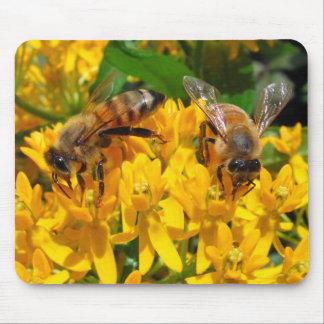 Twin Bees ~ mousepad